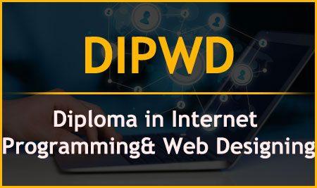 DIPWD – Diploma in Internet Programming& Web Designing